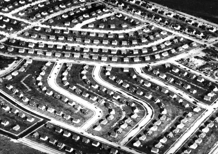 Levittown 1948
